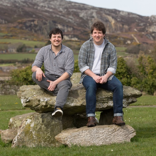 Aled and Dafydd Hughes will lead the creative team on the Hedd Wyn project