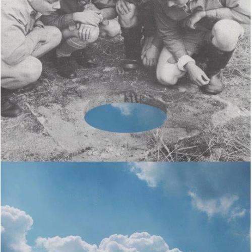 Morgan Griffith  Divination (digital print)  www.sonomano.co.uk